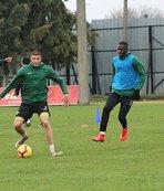 Akhisarspor'da Medipol Başakşehir maçı hazırlıkları