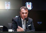 Beşiktaş Başkanı Fikret Orman'dan yeniden adaylık sinyali