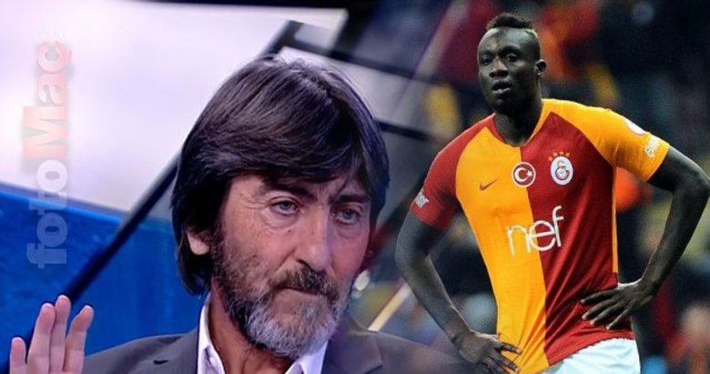 Rıdvan Dilmen Galatasaray-Kasımpaşa maçı sonrası flaş sözler! Falcao ve Diagne...