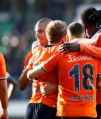 Başakşehir Avrupa'nın en az gol yiyen ikinci takımı