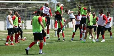 Fenerbahçe hazırlıkları sürdü