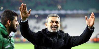 Konyaspor'da bir dönem sona erdi