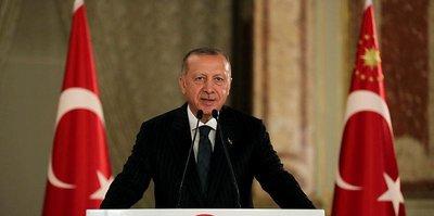 Başkan Erdoğan'dan iftar
