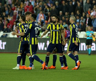Fenerbahçenin evi deplasman
