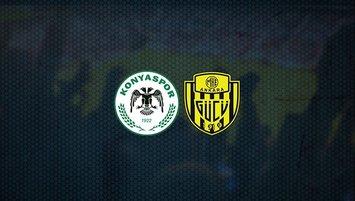 Konyaspor - Ankaragücü maçı saat kaçta ve hangi kanalda?