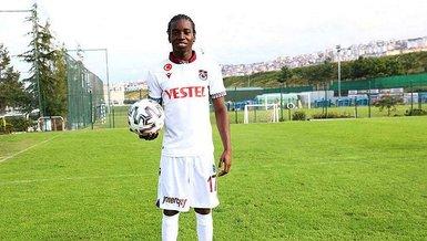 Trabzonspor'da kadro dışı bırakılan Diabate izinsiz olarak şehirden ayrıldı!