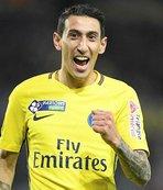 PSG'de Di Maria'nın sözleşmesi uzatıldı