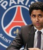 PSG Başkanı El-Halifi'ye şok