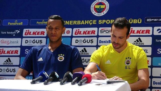 Fenerbahçede Josef de Souzadan Phillip Cocuya övgüler