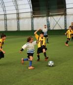 Miniklerde futbol turnuvası heyecanı başladı