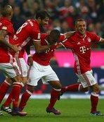 Allianz Arena'da güldü