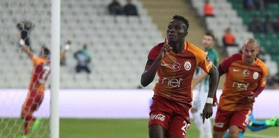 Bruma: Galatasaray'da çok mutluyum