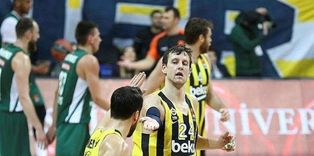 Fenerbahçe Beko gözdağı verdi