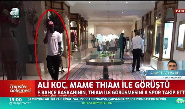 fenerbahce mame thiam ile gorustu 1597595346221 - Mame Thiam Fenerbahçe'de! İşte İstanbul'daki transfer görüşmesinin görüntüleri