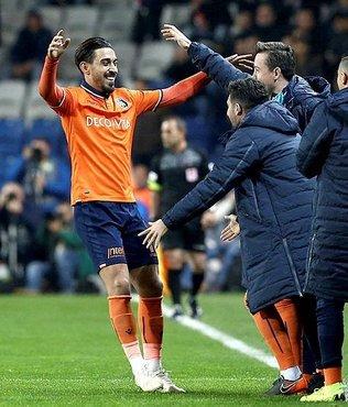 İrfan Can, Galatasaray'a karşı ilk golünü attı