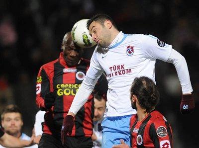 Gençlerbirliği 1-1 Trabzonspor