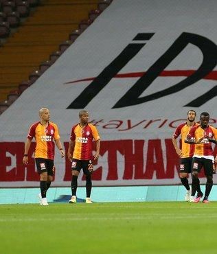 Galatasaray'da Mariano ile sözleşme uzatma görüşmeleri başladı