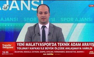 BtcTurk Yeni Malatyaspor Tolunay Kafkas ile anlaştı!