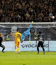 UEFA'dan Partizan'a 2 maç ceza