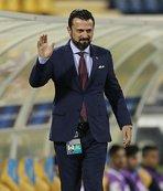 Asya Şampiyonlar Ligi'nde gülen taraf Bülent Uygun