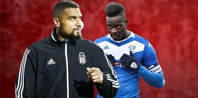 Mario Balotelli'den flaş sözler! 'Beşiktaş beni istemiyor'