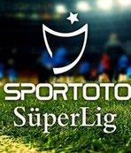 Spor Toto Süper Lig'de 4. hafta sona erdi