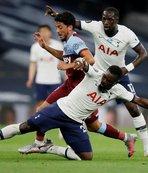Tottenham farklı kazandı! İŞTE MAÇ ÖZETİ