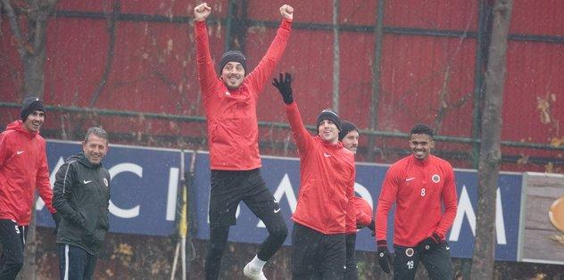 Gençlerbirliği Fenerbahçe hazırlıklarını sürdürdü