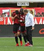 Alper Uludağ maç sonu gözyaşlarını tutamadı