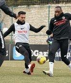 Gaziantep FK, Göztepe maçına hazırlanıyor!