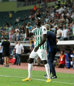 Konyaspor'da 3 puan sevinci