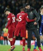 Liverpool puan farkını 5'e çıkardı