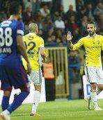 Fenerbahçe 7 bitirdi! Karabük'te tarihi galibiyet