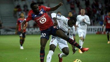 Lille 1-1 Rennes | MAÇ SONUCU