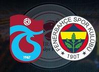 İşte Trabzonspor-Fenerbahçe maçının muhtemel 11'leri!