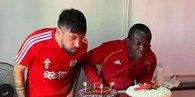 Yiğido'dan çifte kutlama