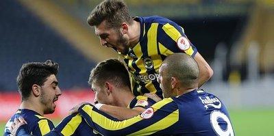 Fenerbahçe'den TFF 1. Lig'e