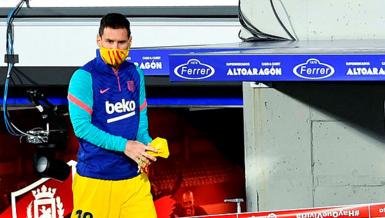 Barça'da Messi krizi