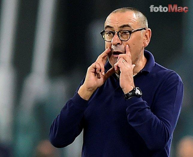Juventus'un hocası Sarri Merih'i o isme benzetti