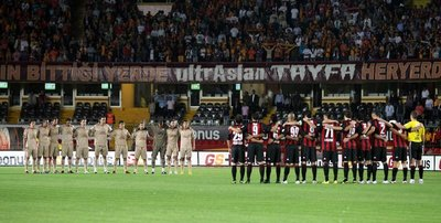 Galatasaray - Gaziantepspor (Spor Toto Süper Lig 4. hafta mücadelesi)