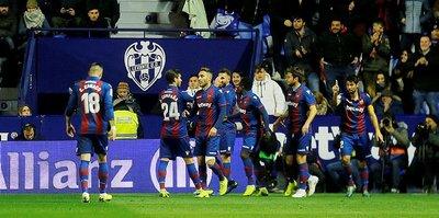 Barcelona'ya Kral Kupası'nda şok!