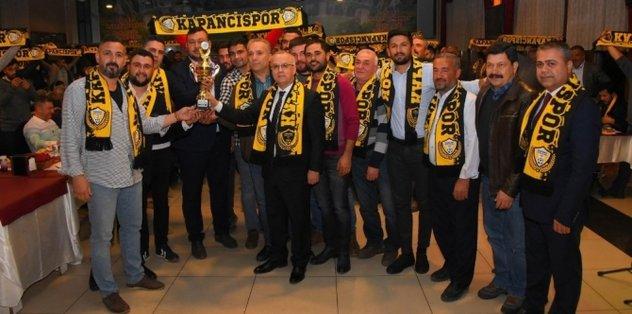 Salihli Kapancıspor'da Süper Amatör Lig sevinci!