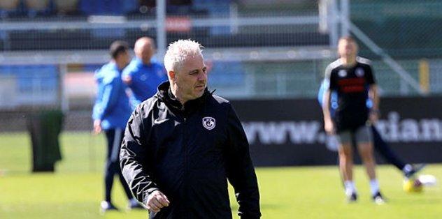 Gaziantep FK Teknik Direktörü Marius Sumudica: Türkiye koronavirüs ile ilgili iyi önlem aldı