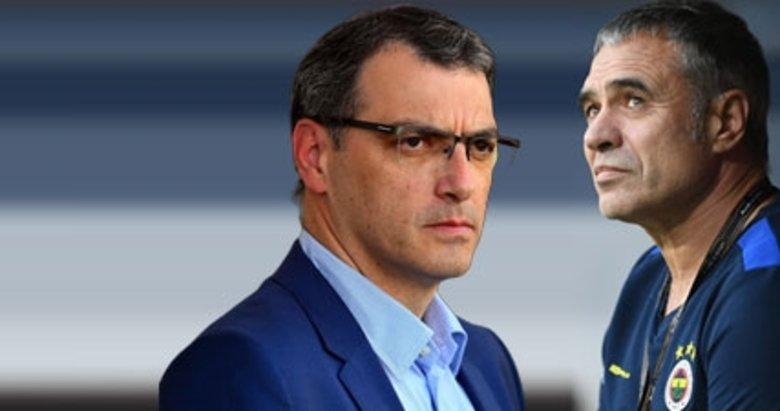 Fenerbahçe'de Ersun Yanal'dan Comolli'ye: Üç ismi al şampiyon olalım!