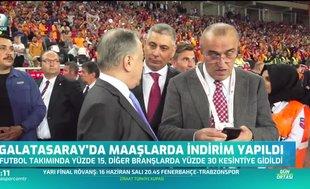Galatasaray'da indirim oranı belli oldu!