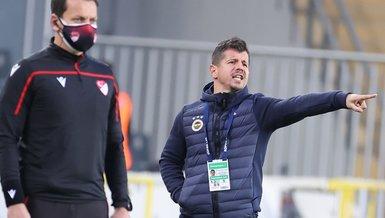 Emre Belözoğlu'dan Fenerbahçe Gaziantep maçı yorumu: Büyük takım böyle oynar!