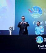 UEFA Bölgeler Kupası Finalleri kura çekimi yapıldı