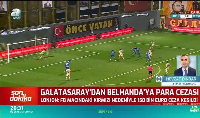 galatasaraydan belhandaya para cezasi 1596651448361 - Galatasaray'dan Younes Belhanda'ya ceza!