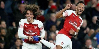 Arsenal Tottenhamı ezdi geçti!