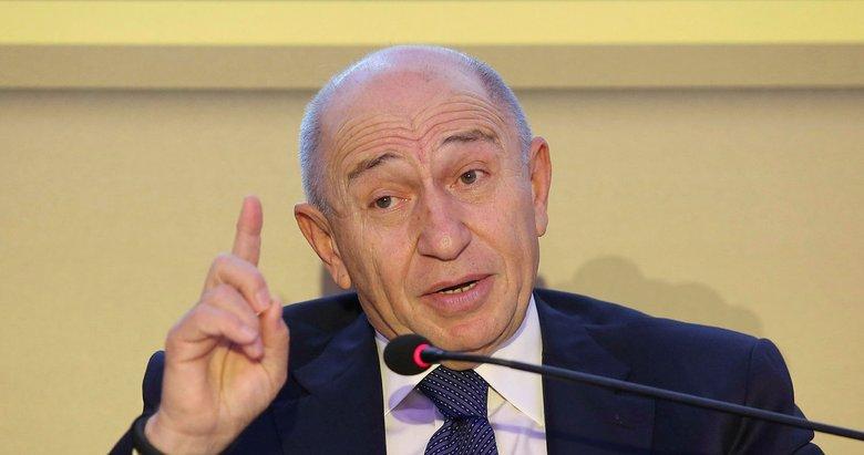 TFF Başkan Adayı Nihat Özdemir: Ali Koç'a katılmıyorum